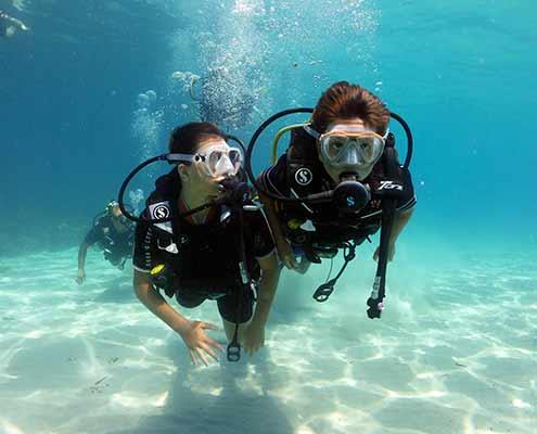 padi-discover-scuba-diving-mallorca