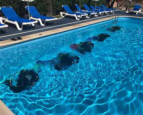 padi instructor course idc mallorca
