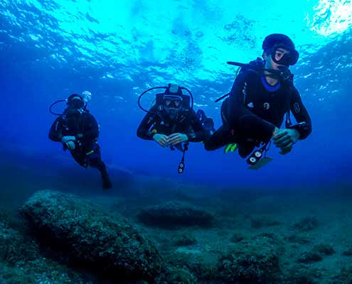 padi-open-water-diver-course-mallorca