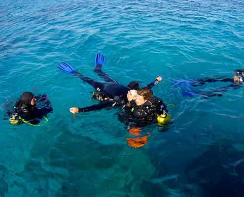 padi-rescue-diver-course-mallorca