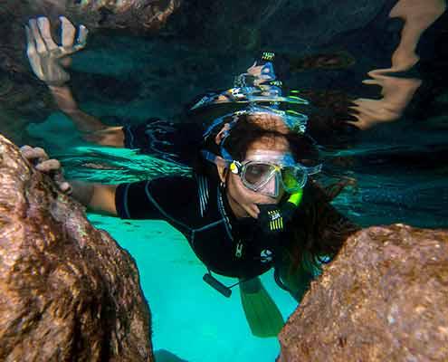 snorkeling-majorque
